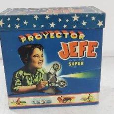 Juguetes antiguos y Juegos de colección: ANTIGUO PROYECTOR JEFE PATENTADO. Lote 226805450