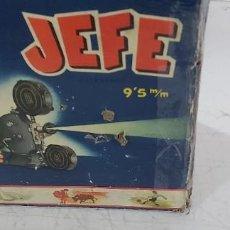 Juguetes antiguos y Juegos de colección: ANTIGUO PROYECTOR JEFE PATENTADO. Lote 226805695