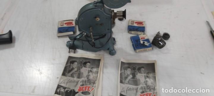 Juguetes antiguos y Juegos de colección: ANTIGUO PROYECTOR JEFE PATENTADO - Foto 6 - 226805695