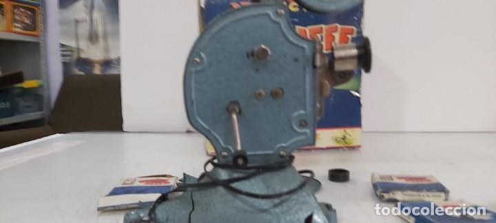 Juguetes antiguos y Juegos de colección: ANTIGUO PROYECTOR JEFE PATENTADO - Foto 8 - 226805695