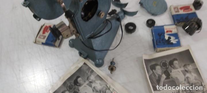 Juguetes antiguos y Juegos de colección: ANTIGUO PROYECTOR JEFE PATENTADO - Foto 22 - 226805695