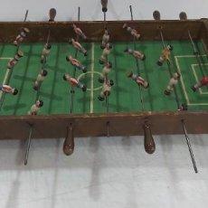 Juguetes antiguos y Juegos de colección: ANTIGUO FUTBOLIN AÑOS 50. Lote 226805920