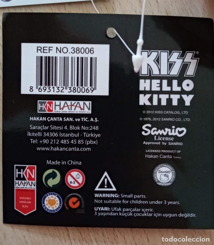 Juguetes antiguos y Juegos de colección: Estuche Kiss Hello Kitty Nuevo con etiquetas Original Sanrio 2012 - Foto 2 - 226819190