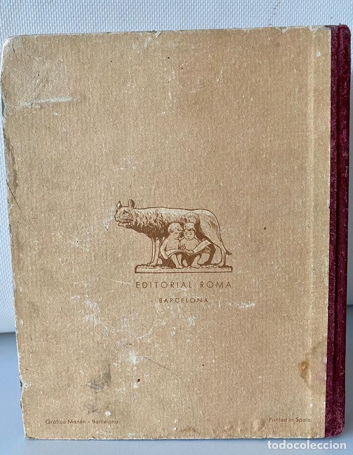Juguetes antiguos y Juegos de colección: Antigo cuento años 40, Flor de Lis Bella Durmiente Editorial Roma. - Foto 2 - 228005460