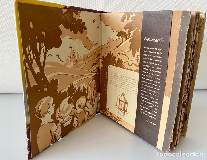 Juguetes antiguos y Juegos de colección: Antigo cuento años 40, Flor de Lis Bella Durmiente Editorial Roma. - Foto 3 - 228005460