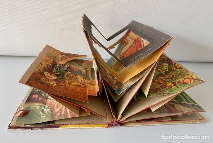 Juguetes antiguos y Juegos de colección: Antigo cuento años 40, Flor de Lis Bella Durmiente Editorial Roma. - Foto 4 - 228005460