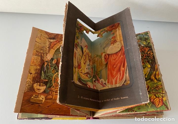 Juguetes antiguos y Juegos de colección: Antigo cuento años 40, Flor de Lis Bella Durmiente Editorial Roma. - Foto 5 - 228005460