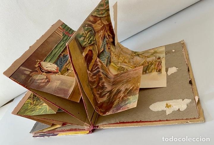 Juguetes antiguos y Juegos de colección: Antigo cuento años 40, Flor de Lis Bella Durmiente Editorial Roma. - Foto 7 - 228005460