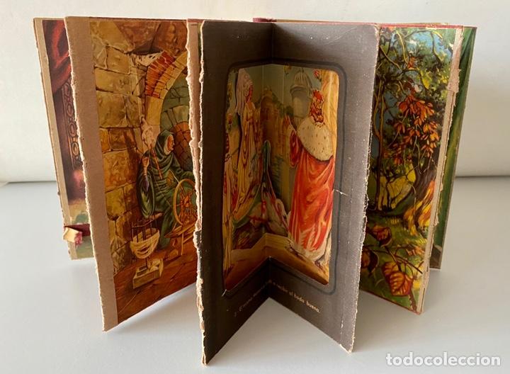 Juguetes antiguos y Juegos de colección: Antigo cuento años 40, Flor de Lis Bella Durmiente Editorial Roma. - Foto 8 - 228005460