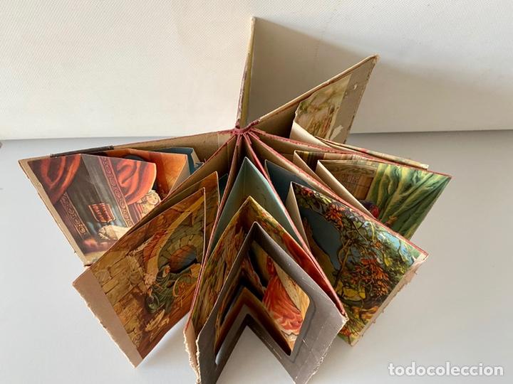 Juguetes antiguos y Juegos de colección: Antigo cuento años 40, Flor de Lis Bella Durmiente Editorial Roma. - Foto 9 - 228005460
