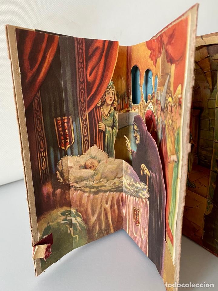 Juguetes antiguos y Juegos de colección: Antigo cuento años 40, Flor de Lis Bella Durmiente Editorial Roma. - Foto 10 - 228005460