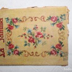 Giocattoli antichi e Giochi di collezione: REVISTA LA FAMILIA FEBRERO DE 1951. Lote 228663320