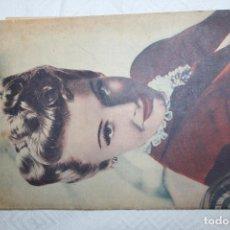 Juguetes antiguos y Juegos de colección: REVISTA MODA Y BORDADOS 1946. Lote 228753018