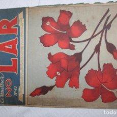 """Juguetes antiguos y Juegos de colección: REVISTA BORDADOS """"PARA TI"""" 1961. Lote 228754030"""