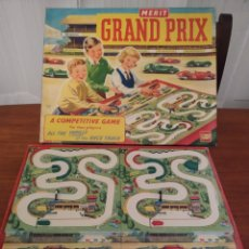 Brinquedos antigos e Jogos de coleção: JUEGO GRAND PRIX CEFA MERIT FUNCIONA PERFECTAMENTE.. Lote 228823485