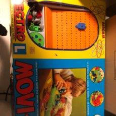 Juguetes antiguos y Juegos de colección: JUEGO ELECTRO MOVÍ-LUX. Lote 230621060