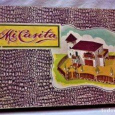 Juguetes antiguos y Juegos de colección: JUEGO MI CASITA,DE ENRIQUE BORRÁS.MEDIADO SIGLO XX.VER DESCRIPCIÓN Y FOTOGRAFIAS.. Lote 230747785