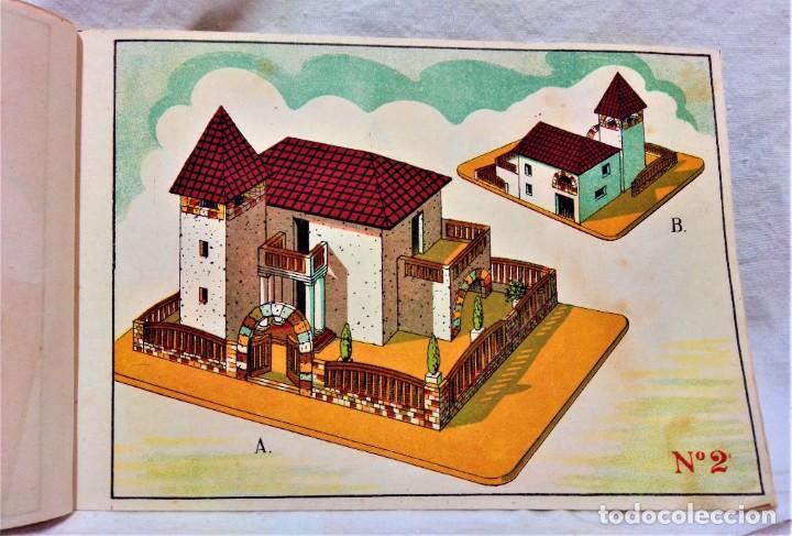 Juguetes antiguos y Juegos de colección: JUEGO MI CASITA,DE ENRIQUE BORRÁS.MEDIADO SIGLO XX.VER DESCRIPCIÓN Y FOTOGRAFIAS. - Foto 12 - 230747785