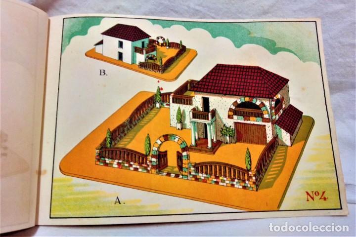 Juguetes antiguos y Juegos de colección: JUEGO MI CASITA,DE ENRIQUE BORRÁS.MEDIADO SIGLO XX.VER DESCRIPCIÓN Y FOTOGRAFIAS. - Foto 14 - 230747785