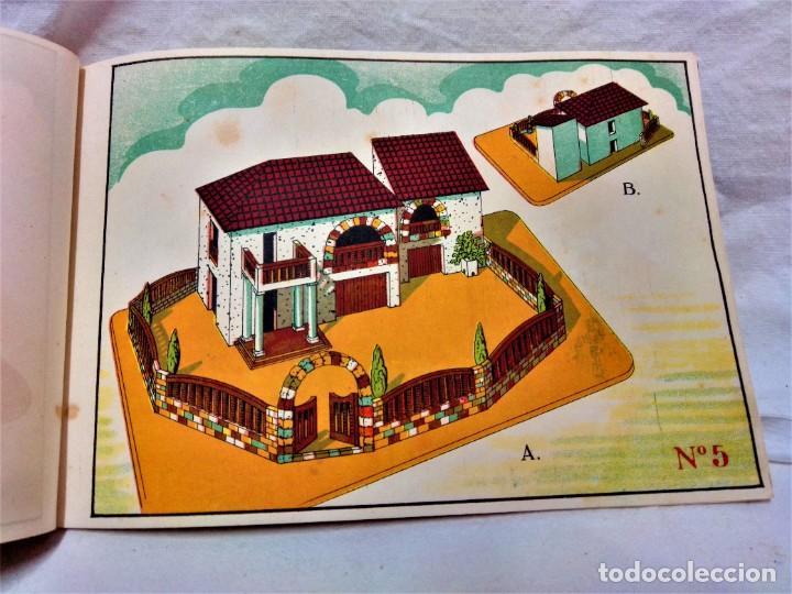 Juguetes antiguos y Juegos de colección: JUEGO MI CASITA,DE ENRIQUE BORRÁS.MEDIADO SIGLO XX.VER DESCRIPCIÓN Y FOTOGRAFIAS. - Foto 15 - 230747785