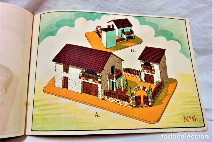Juguetes antiguos y Juegos de colección: JUEGO MI CASITA,DE ENRIQUE BORRÁS.MEDIADO SIGLO XX.VER DESCRIPCIÓN Y FOTOGRAFIAS. - Foto 16 - 230747785