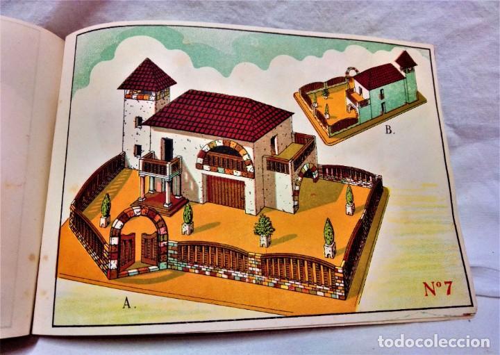 Juguetes antiguos y Juegos de colección: JUEGO MI CASITA,DE ENRIQUE BORRÁS.MEDIADO SIGLO XX.VER DESCRIPCIÓN Y FOTOGRAFIAS. - Foto 17 - 230747785