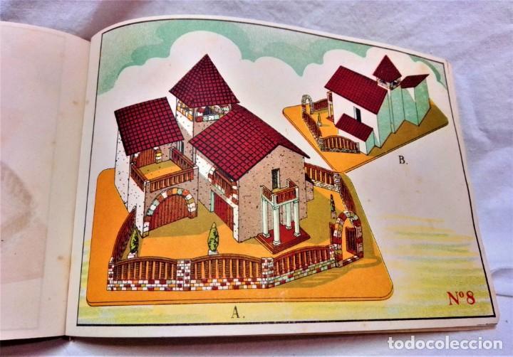 Juguetes antiguos y Juegos de colección: JUEGO MI CASITA,DE ENRIQUE BORRÁS.MEDIADO SIGLO XX.VER DESCRIPCIÓN Y FOTOGRAFIAS. - Foto 18 - 230747785