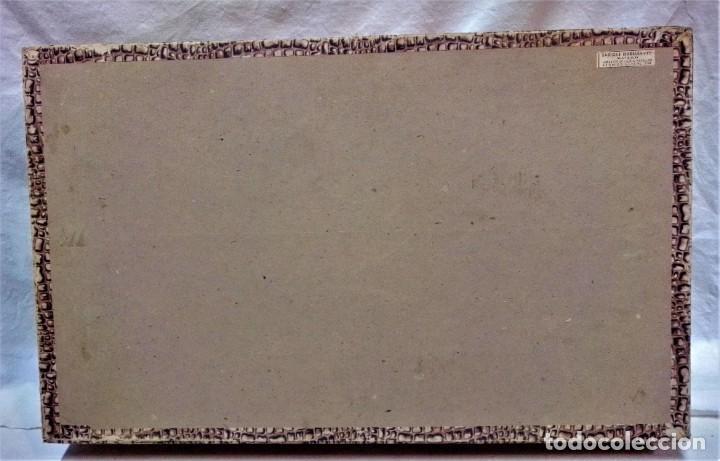 Juguetes antiguos y Juegos de colección: JUEGO MI CASITA,DE ENRIQUE BORRÁS.MEDIADO SIGLO XX.VER DESCRIPCIÓN Y FOTOGRAFIAS. - Foto 20 - 230747785