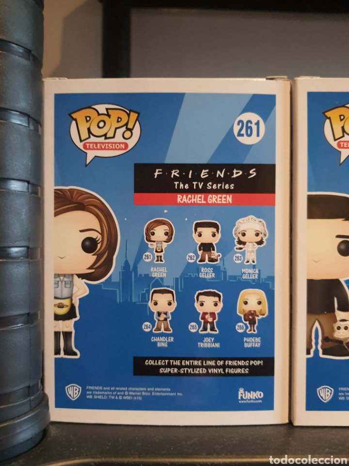 Juguetes antiguos y Juegos de colección: FUNKO POP FRIEND FIRST EDITION. ORIGINALES UNICOS. NO COPIAS. - Foto 10 - 231207900