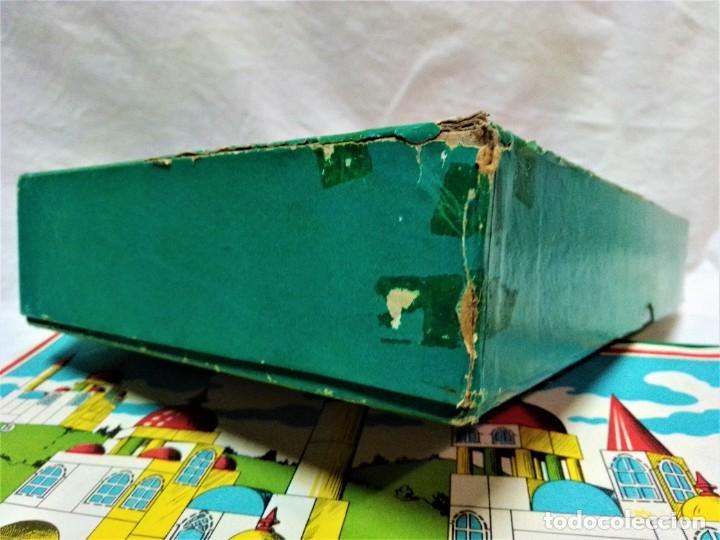 Juguetes antiguos y Juegos de colección: JUEGO ARQUITECTURA ORIENTAL.COMPLETO.PIEZAS DE MADERA.MEDIADOS S.XX - Foto 9 - 232859625