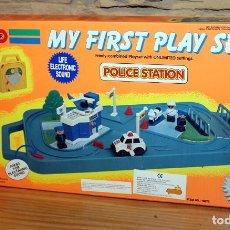 Juguetes antiguos y Juegos de colección: ESTACION DE POLICIA - POLICE STATION - MY FIRST PLAY SET - PLAYGO - NUEVO A ESTRENAR. Lote 233176740