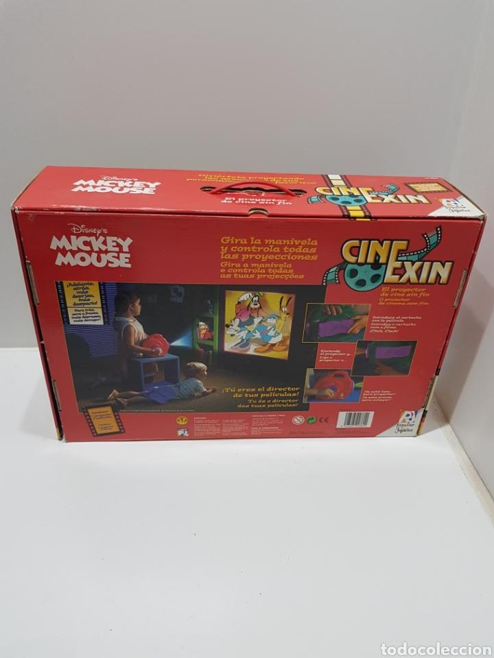 Juguetes antiguos y Juegos de colección: CINEXIN MICKEY MOUSE - Foto 2 - 234554480