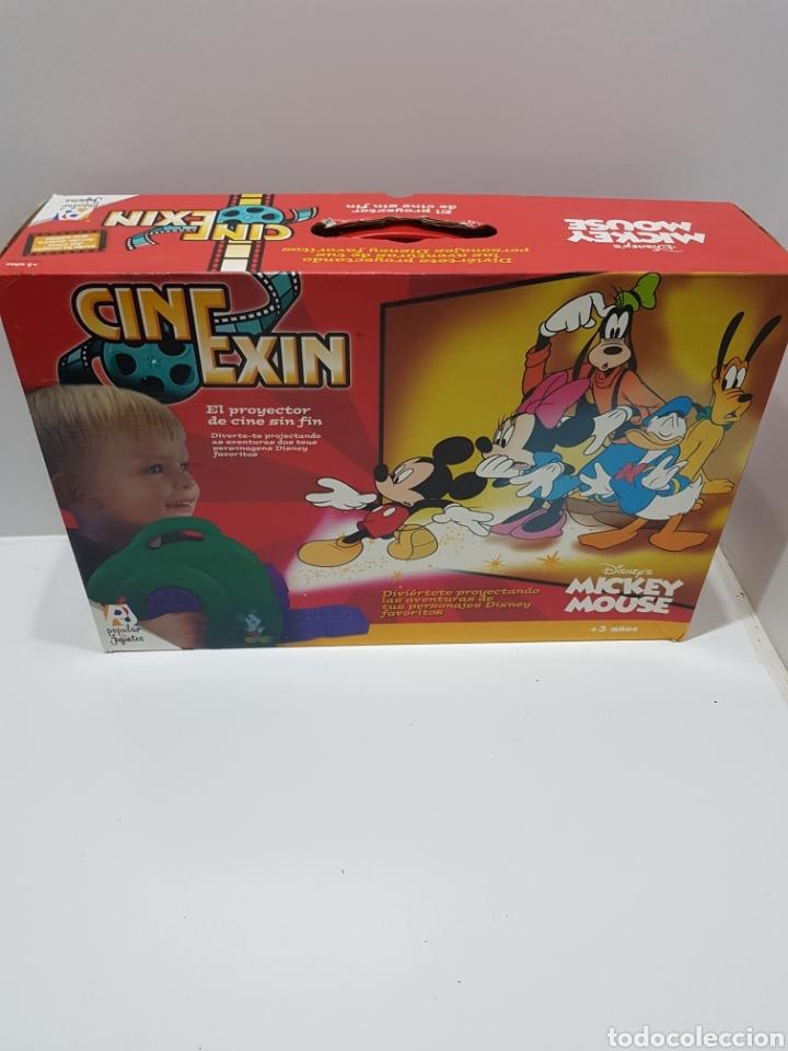 CINEXIN MICKEY MOUSE (Juguetes - Varios)