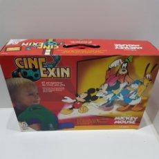 Juguetes antiguos y Juegos de colección: CINEXIN MICKEY MOUSE. Lote 234554480