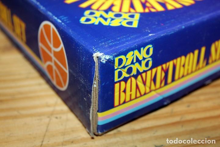 Juguetes antiguos y Juegos de colección: BASKETBALL SET - DING DONG - TAIWAN - NUEVO A ESTRENAR - EN SU CAJA ORIGINAL - CANASTA Y PELOTA - Foto 8 - 234613700