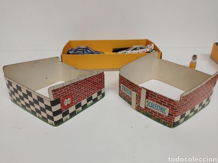 Juguetes antiguos y Juegos de colección: Lote Scalextric - Foto 7 - 237299185