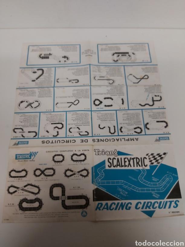 Juguetes antiguos y Juegos de colección: Lote Scalextric - Foto 9 - 237299185