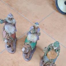 Juguetes antiguos y Juegos de colección: LOS REYES MAGOS MARCA OLIVER. Lote 238243955