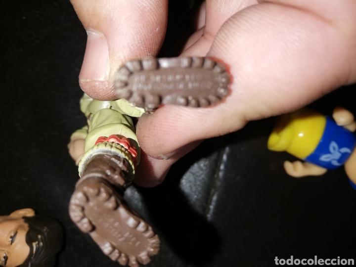 Juguetes antiguos y Juegos de colección: Lote de juguetes figuras varias marcas.. Piratas pvc Gozan.. Curro de goma Expo...leer descripción - Foto 18 - 238791615