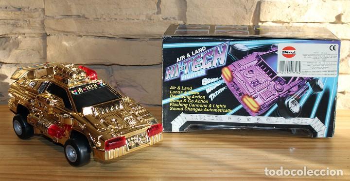 Juguetes antiguos y Juegos de colección: BOOTLEG DELOREAN - REGRESO AL FUTURO - VEHICULO COCHE - EN SU CAJA ORIGINAL - Foto 2 - 239844685