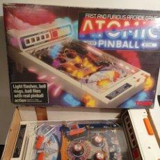Juguetes antiguos y Juegos de colección: ATOMIC PIMBALL. JUEGO AÑOS 80.. Lote 240748805