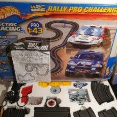 Juguetes antiguos y Juegos de colección: RALLY PRO CHALLENGE. ELECTRIC RACING.. Lote 240749200