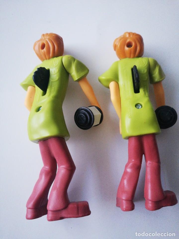 Juguetes antiguos y Juegos de colección: Lote de Muñecos promocionales Burger King: Scooby Doo - Foto 2 - 241042550