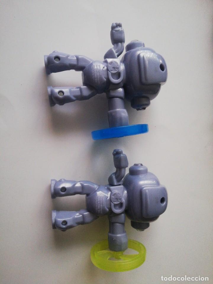 Juguetes antiguos y Juegos de colección: Lote de Muñecos promocionales MacDonalds: Robots. - Foto 2 - 241042735
