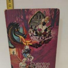 Juguetes antiguos y Juegos de colección: CUENTOS DE LOS HERMANOS GRIMM 1966 DIFÍCIL. Lote 242217940
