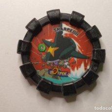 Juguetes antiguos y Juegos de colección: TAZO POKEMON -- AÑO 2007 -- POKEMON BOINX -- CHIPICAO - ESPAÑA -- Nº 6. Lote 288883393