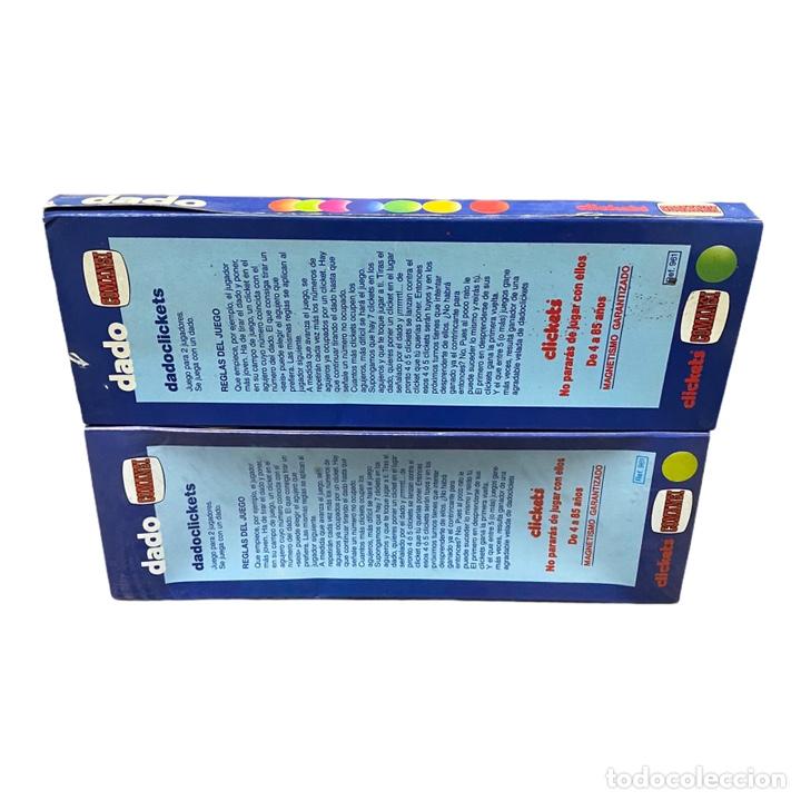 Juguetes antiguos y Juegos de colección: Juego Dado Clickets COMANSI Nuevo - Foto 4 - 243690325