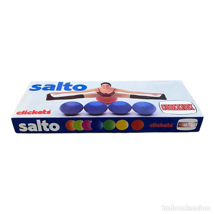 Juguetes antiguos y Juegos de colección: Juego Salto Clickets COMANSI Nuevo - Foto 3 - 243690330
