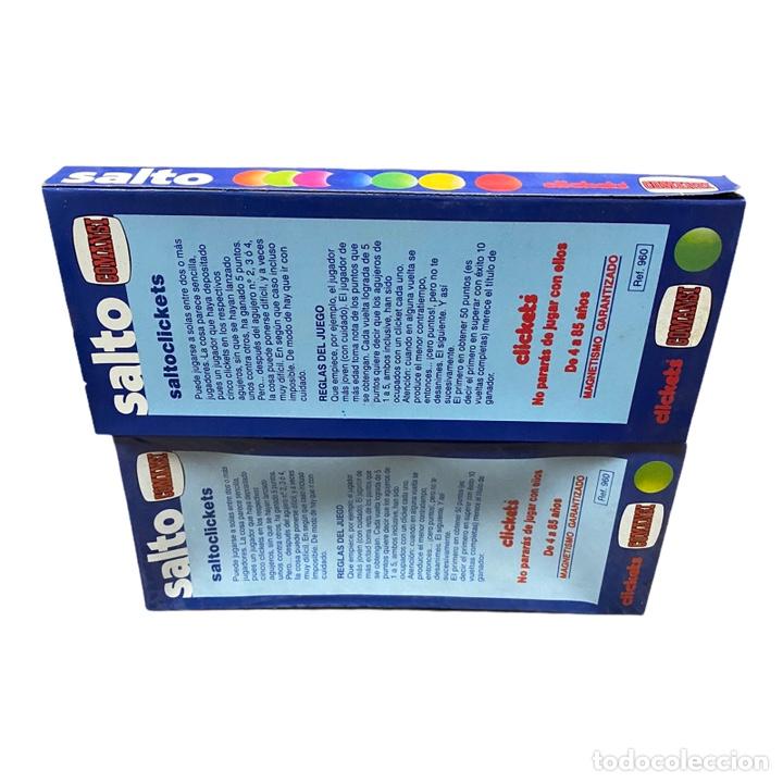 Juguetes antiguos y Juegos de colección: Juego Salto Clickets COMANSI Nuevo - Foto 4 - 243690330