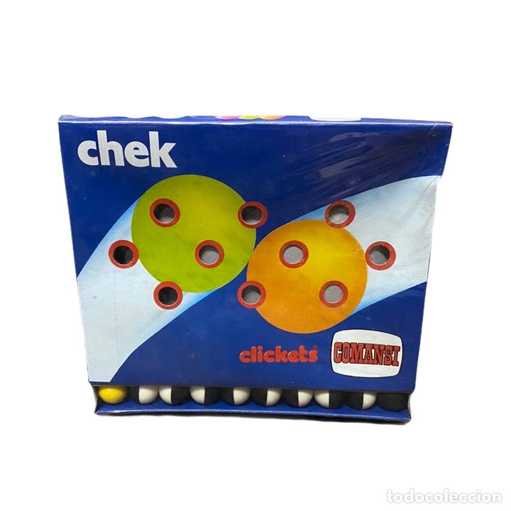 Juguetes antiguos y Juegos de colección: Juego Chek Clickets COMANSI Nuevo - Foto 2 - 243690345